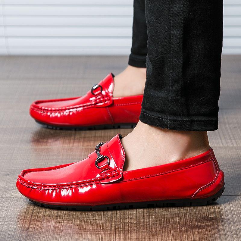 932f803f6 Compre 2019 Zapatos Para Hombre Sin Cordones