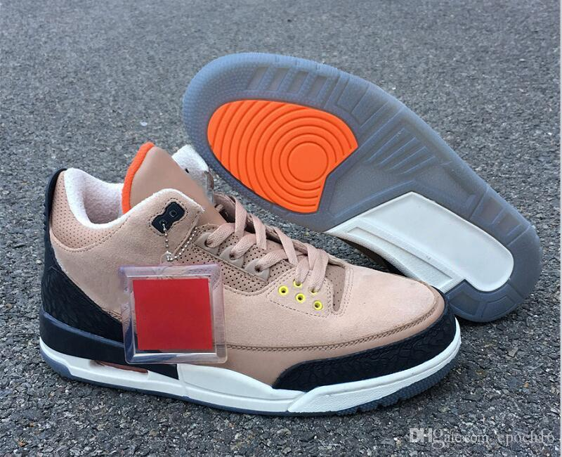 55fde6bc4225bb Acheter Nouvelle Marque 3 JTH NRG Bio Beige Daim Chaussures De ...
