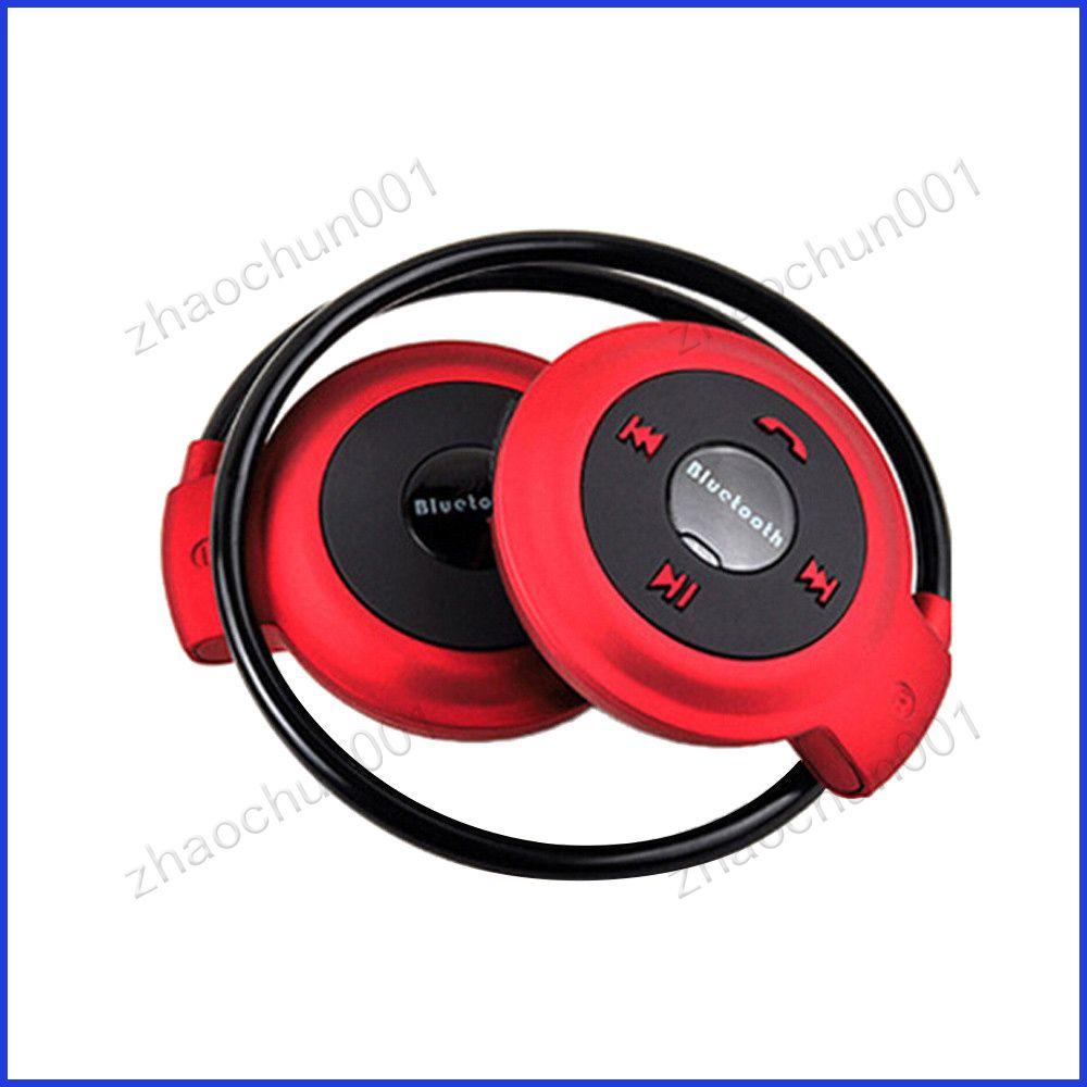2395ed6755e 2019 wireless BT Universal 2.4G V3.0 + EDR Mini 503 Bluetooth Wireless Type  Headset Stereo Earphone consumer electronics sport headphone