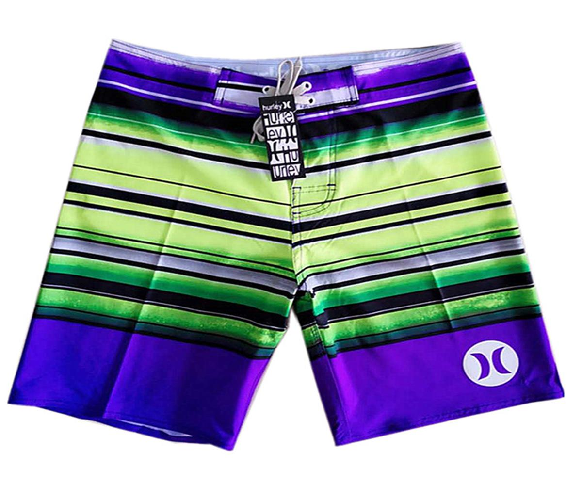 c8d94139a0 2019 Awesome Spandex Relaxed Hurley Men Board Shorts Beachshorts Bermudas  Shorts Loose Low Casual Shorts Quick Dry Surf Pants Swimwear Swimtrunks  From ...