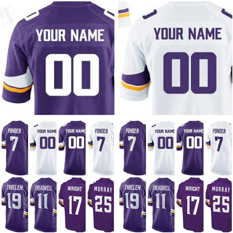 783ff7a36 Cheap Men s Minnesota 28 Adrian Peterson Viking Jersey 99 Danielle Hunter  Viking 97 Everson Griffen 98 Linval Joseph 54 Eric Kendricks Jersey