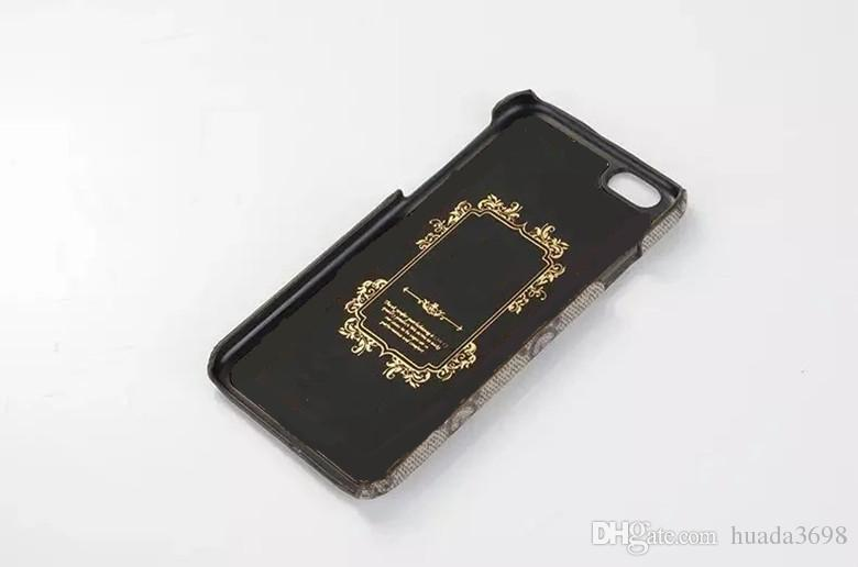 99a48703d Luxury Leather Case For IPhone X XS Max XR 8 7 6 6S Plus Case Fashion Brand  Back Phone Cover Protection Coque For Samsung S10 S9 S8 Note9 8 Phone Case  ...