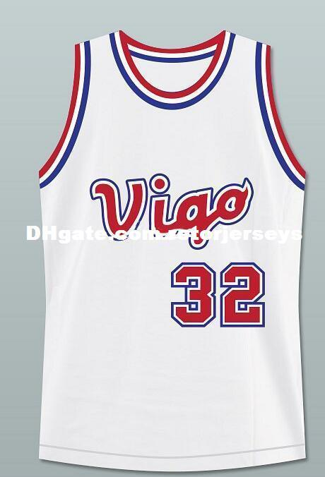 ad1055af06c Men #32 Monica Wright 32 Vigo Love And College Jersey Size S-4XL Or ...