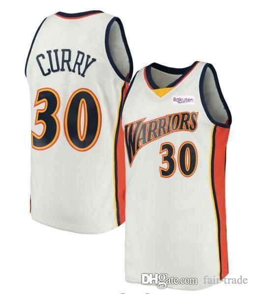 sale retailer 02e0d dd4ae Stephen 30 Jersey Curry Retro Golden Mesh State Curry Warriors Basketball  Jerseys Cheap wholesale Embroidery Logos