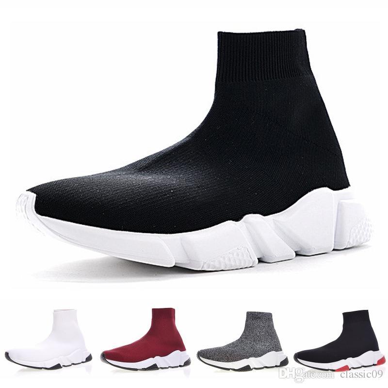 Calcetín Hombres De Hombres De Mujeres Zapatillas Zapato Marca Calcetines Negro De Mujeres Botas Porter Lujo Zapatillas Zapatos Diseñador Deporte Blanco dvqIxwgvT