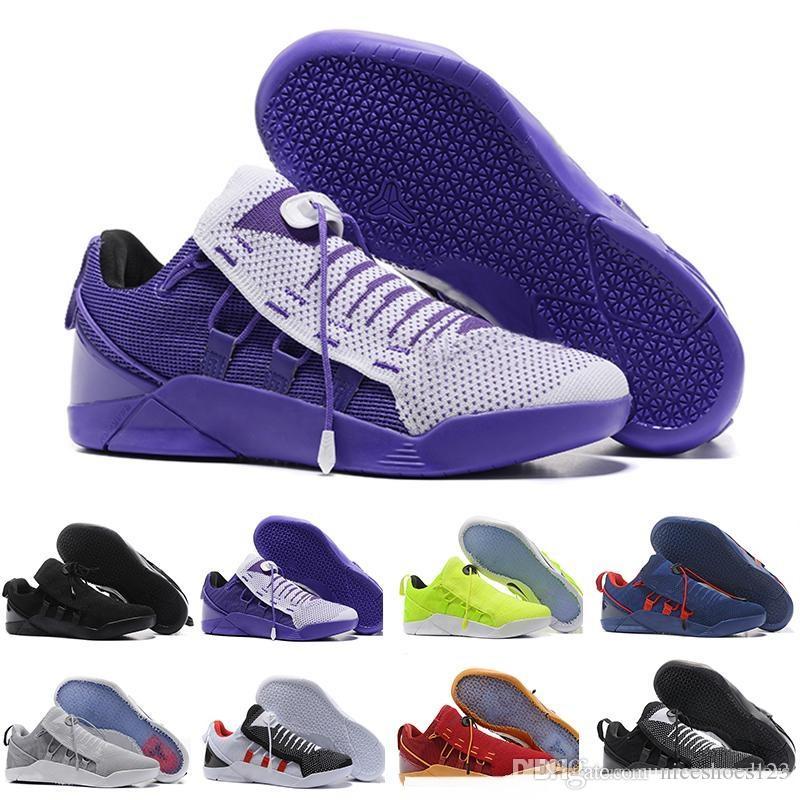 1b2f4b5b3f7c2c ... new kobe ad mamba day a.d. ep sail multi color mens basketball shoes av3556  100 size