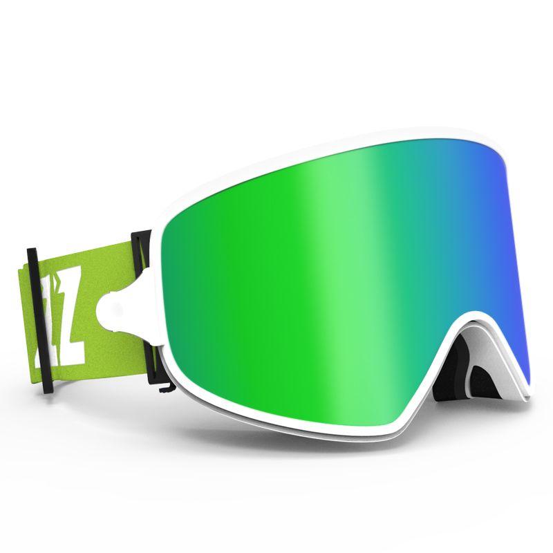 Compre COPOZZ Dupla Utilização De Óculos De Esqui Com Magnético Quick  Mudança 2 Em 1 Lente Anti Fog UV400 Noite De Esqui Snowboard Óculos Para  Mulheres Dos ... 0d2312daf9