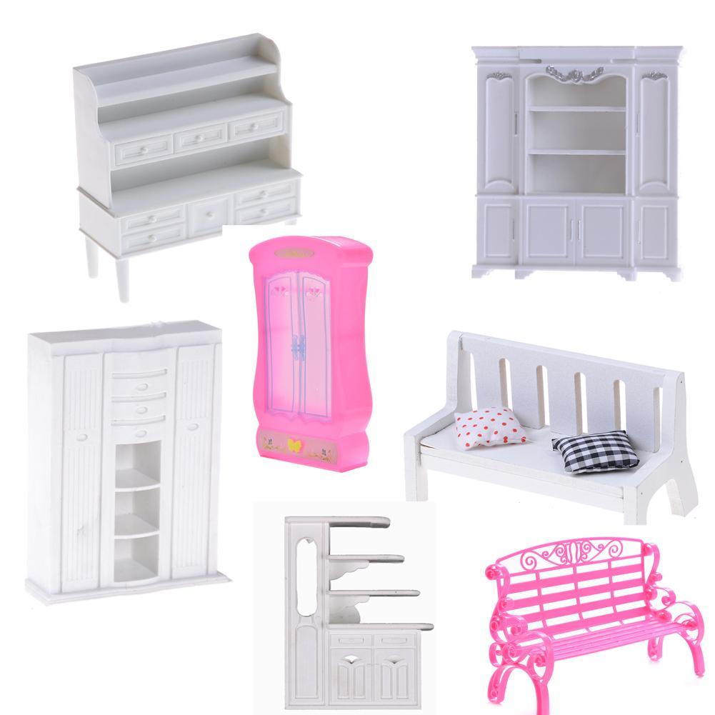 Für Puppenhaus Couch Bank Stuhl Lounge Für Puppe Wohnzimmer Schlafzimmer  Garten Kind Möbel Spielzeug Zubehör