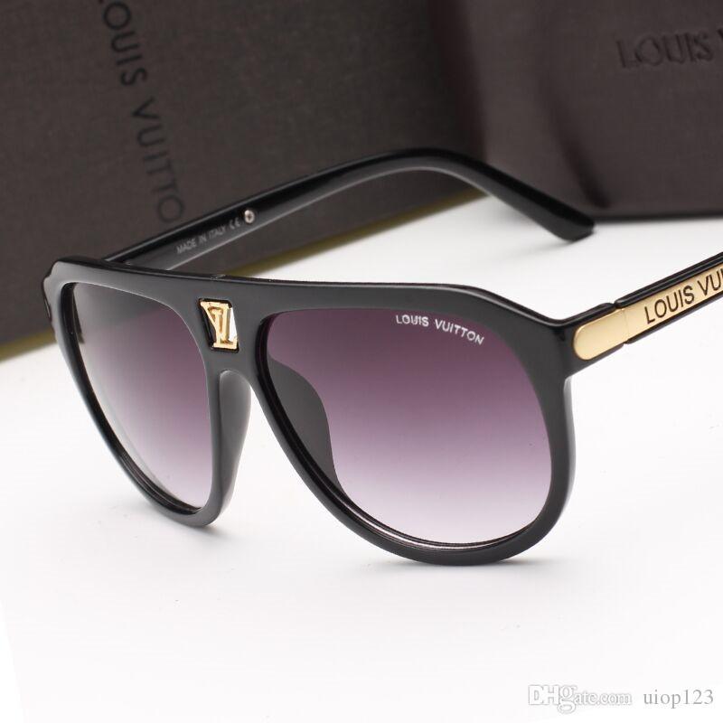 f3bc70b438eb2 High Quality Brand Sun Glasses Mens Fashion Evidence Sunglasses Designer Eyewear  For Mens Womens Sun Glasses New Glasses 9018 Best Sunglasses Dragon ...