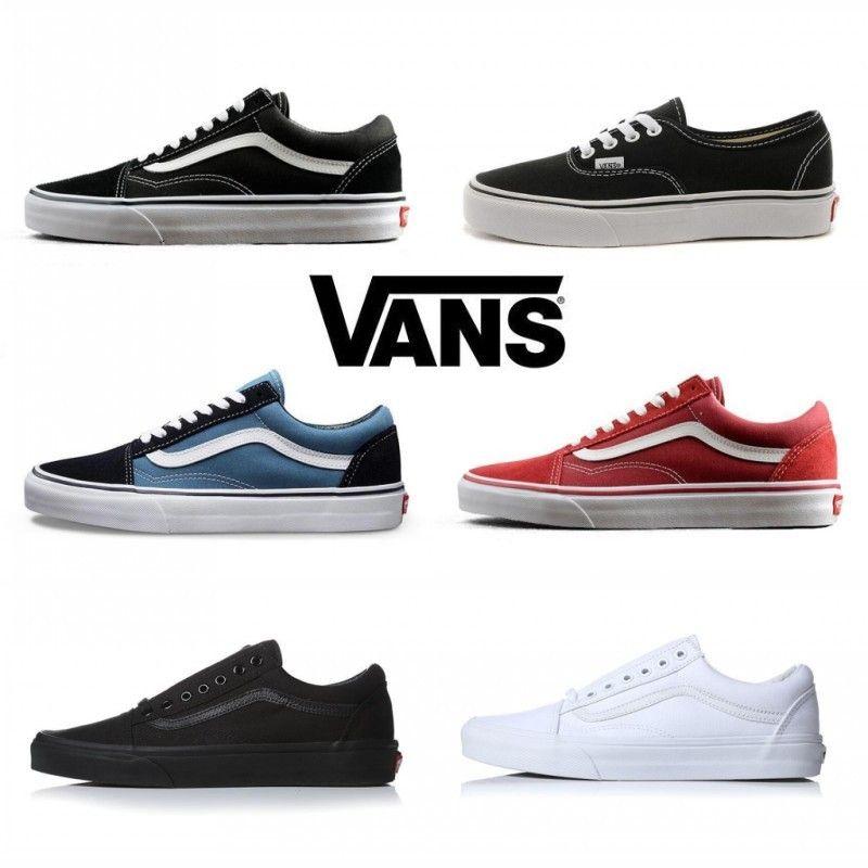 who manufactures vans scarpe