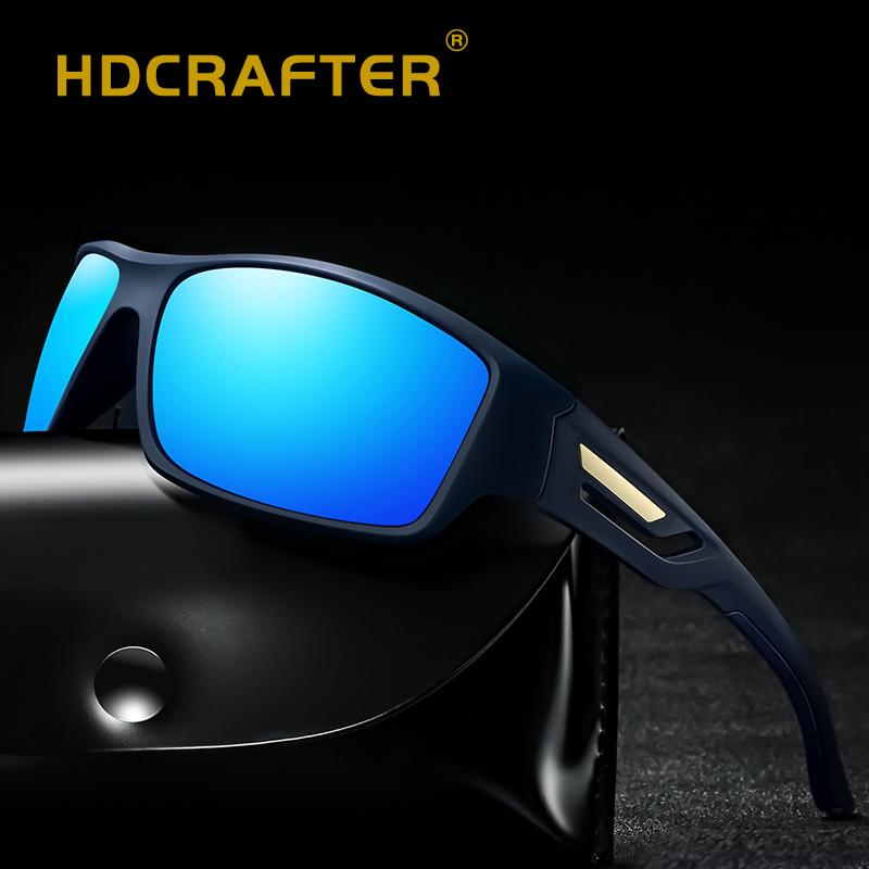 fc30355e93d 2019 Fashion Polarized Sunglasses Men Outdoor Sports Sunglasses Goggles Men  Driving Fishing Sun Glasses UV400 Oculos De Sol Round Glasses Designer  Glasses ...
