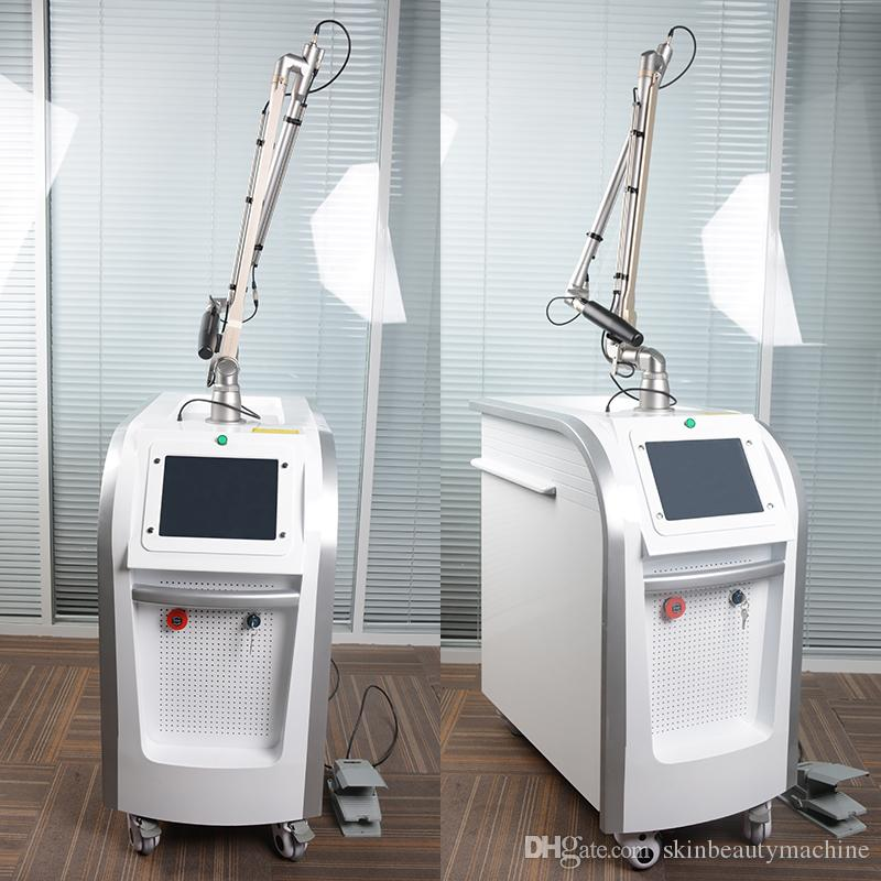 Yag-q-switched picosecond laser skin dark pigment removal best skin pigmentation treatment nd yag laser vertical beauty machine