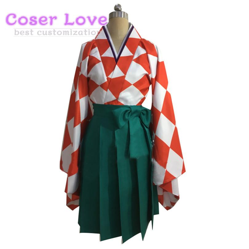 cd2dc962c68e8 Free shipping!ZOMBIE LAND SAGA Yugiri Cosplay Costume for Halloween /  Christmas Costume !