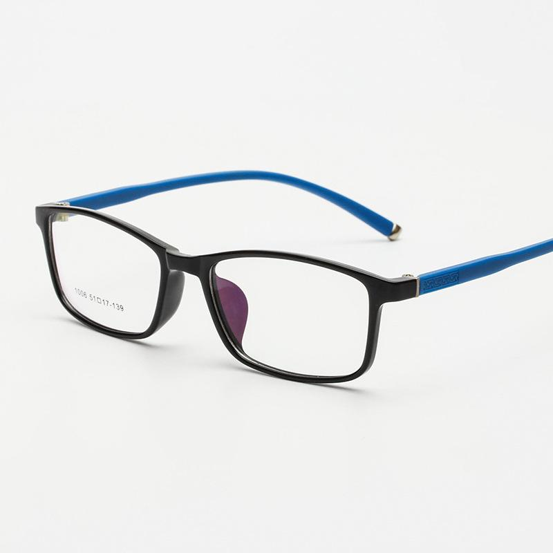 a6a2f7f29053 2019 TR90 Fashion Students Spectacle Frame Children Myopia Eyeglasses  Ultralight Optical Kids Eye Glasses Frame For Boys&Girls 1006 From  Taihangshan, ...