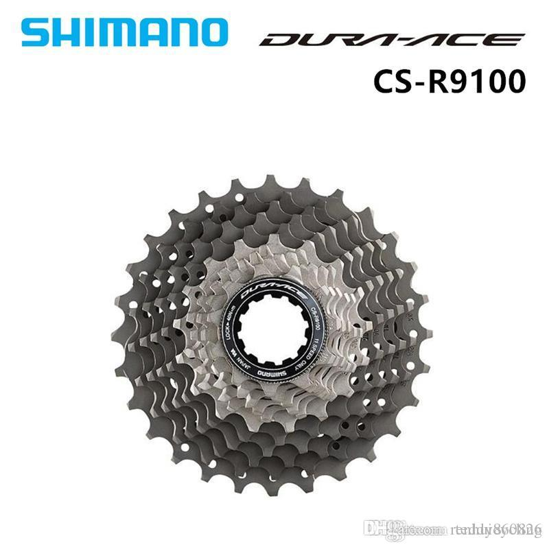Shimano DURA ACE 9100 CS R9100 HG Cassette Sprocket (11-speed) Road Bicycle Freewheel
