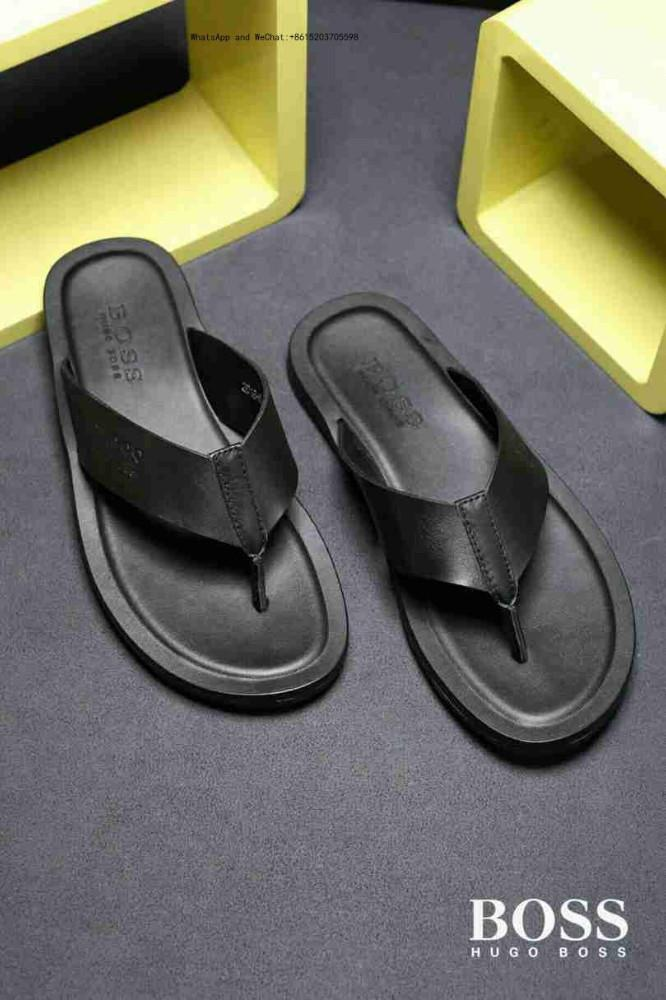c7544b5392b702 High Quality Luxury Brand Designer Men Summer Rubber Sandals Beach Slide  Fashion Scuffs Slippers Indoor Shoes 002 Cheap Boots High Heel Shoes From  Otaku33