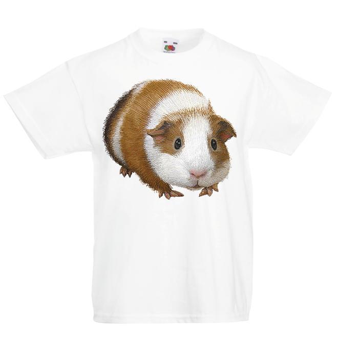 608be1d39 Guinea Pig Kid's T-Shirt Children Boys Girls Unisex Top Brand shirts jeans  Print Tees Custom Jersey t shirt
