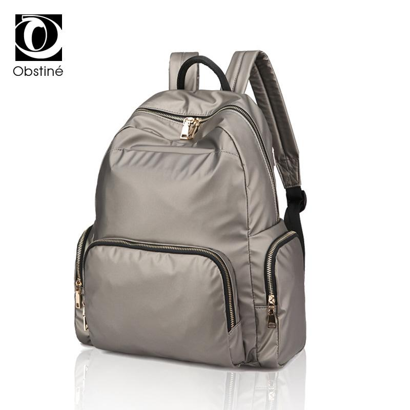 0582ccabf52f Oxford Travel Backpack Women Casual Backpacks for Teenage Girls Waterproof  Backpack for Laptop Schoolbag School Backpacks Female Online with   85.03 Piece on ...