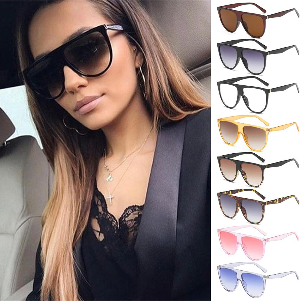 5007279d080c Vintage Female UV400 Sunglasses New Oversized Square Sunglass Women ...
