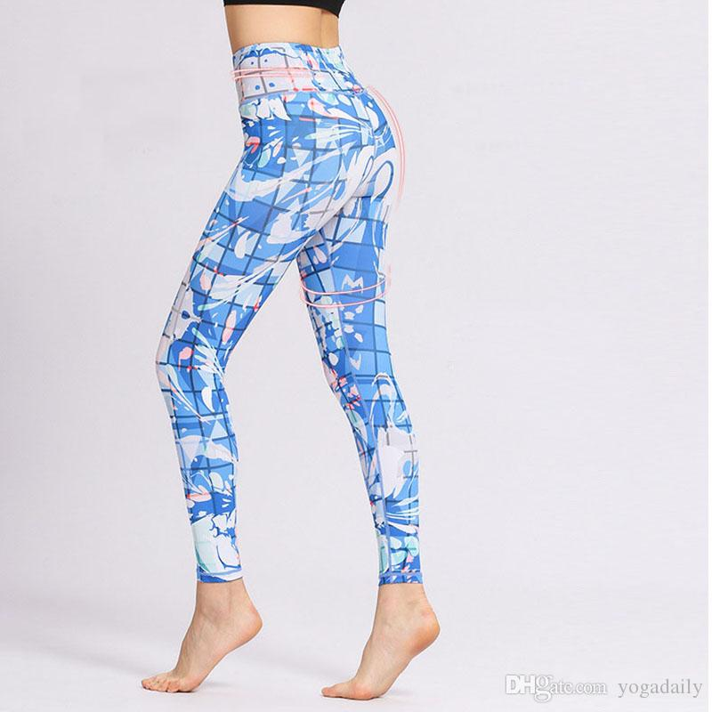 9e917d0e432c7 2019 New Slimmer Look Workout Leggings Full Length High Waist Light Weigh Yoga  Pants Athletic Wear For Yoga Practice Active Wear Everyday Use From  Yogadaily ...