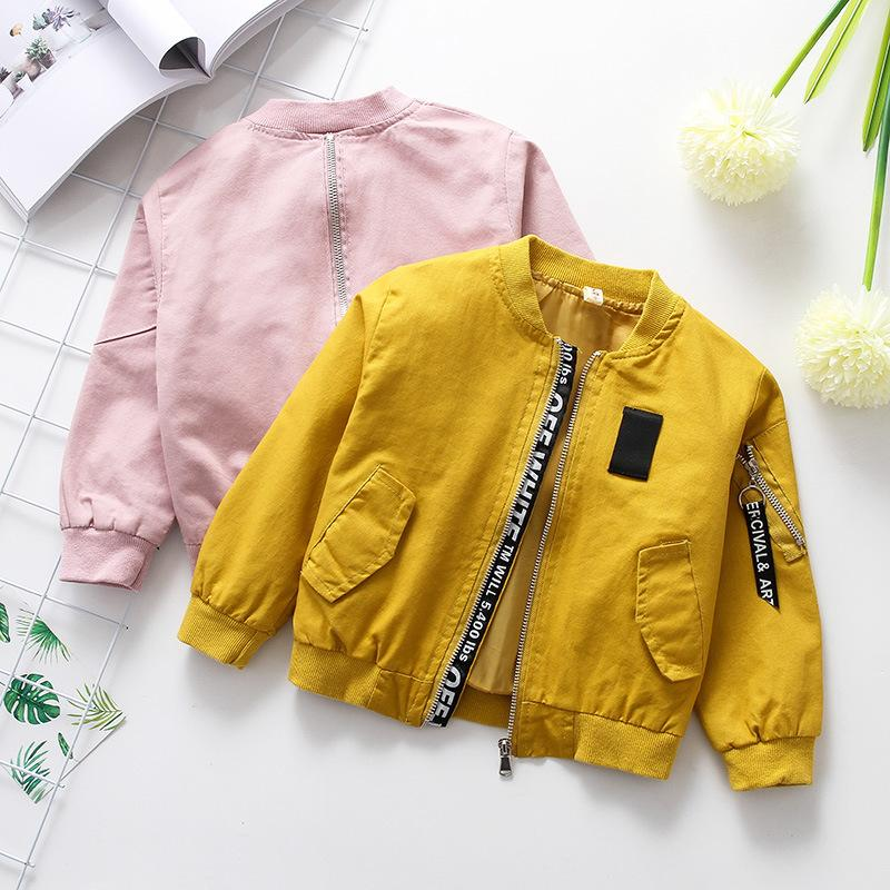 d7e39d7d2 2019 Autumn And Spring Baby Clothes Printing Children Unisex Boy ...