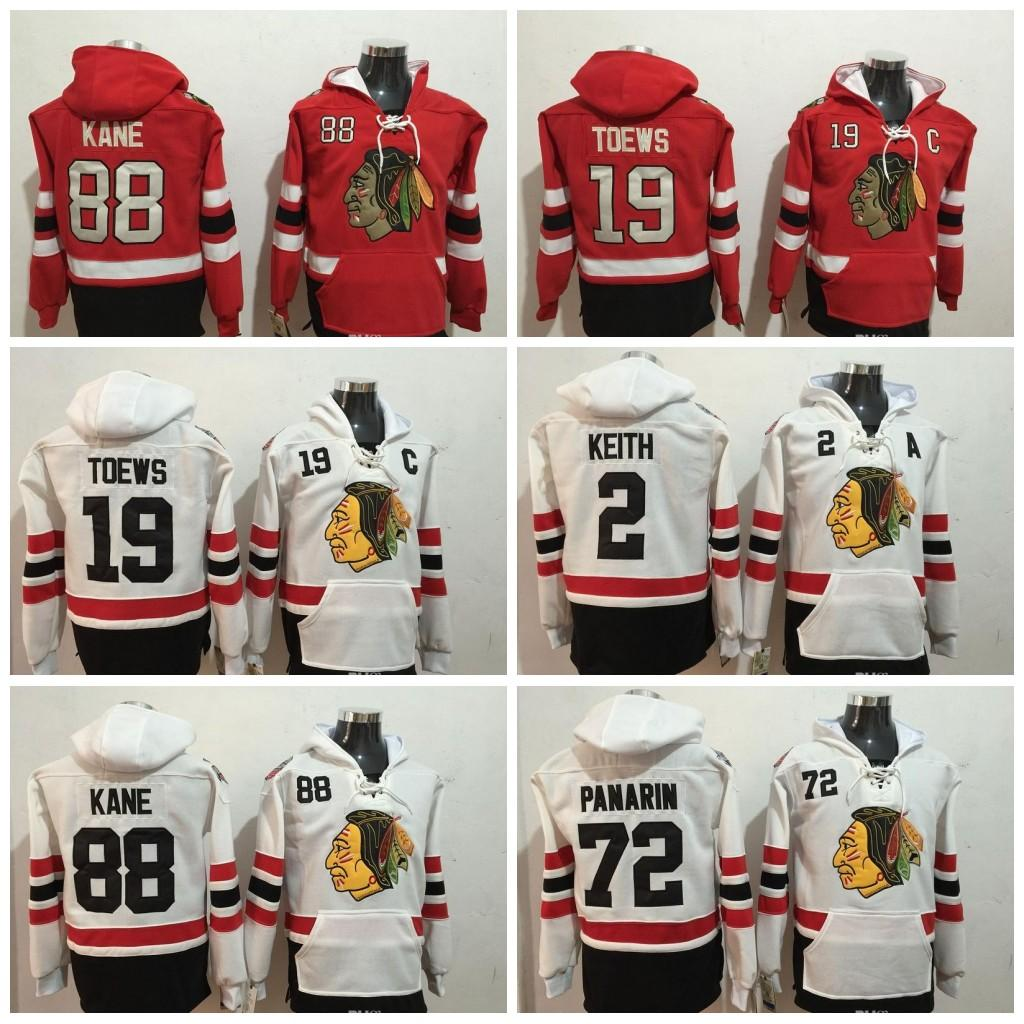 Winter Classic Chicago Blackhawks Hoodie 19 Jonathan Toews Pullover 88  Patrick Kane 2 Duncan Keith 72 Artemi Panarin Hooded Sweatshirt UK 2019 From  Cbssport ... f7a0b42b5
