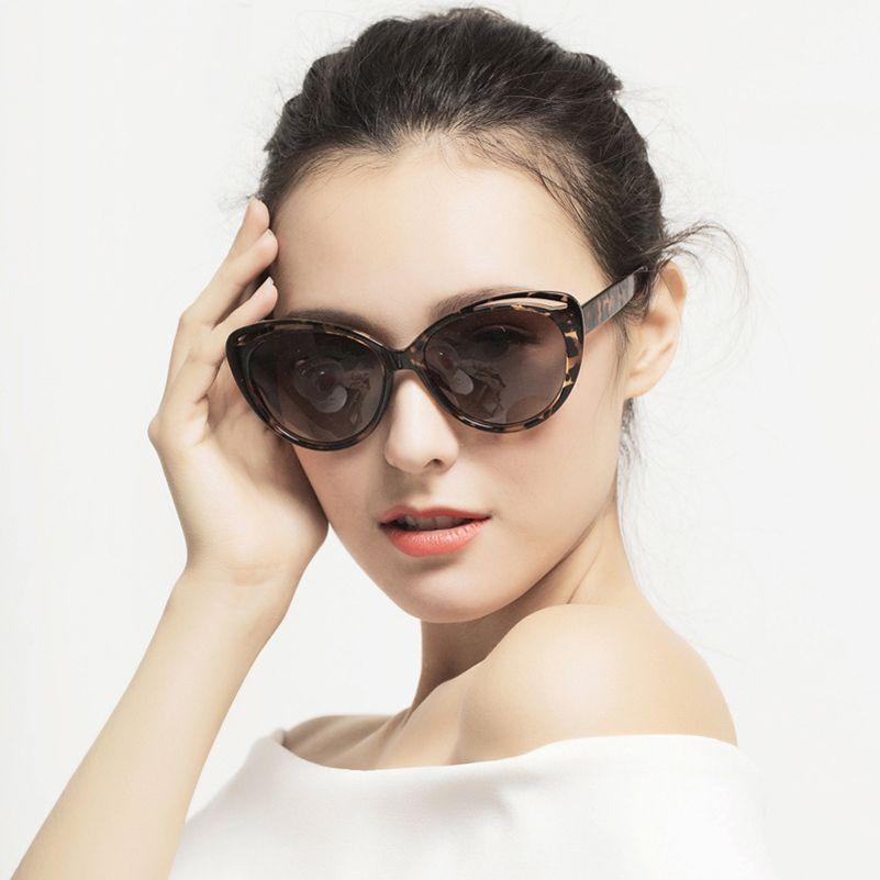 47465e66a6e3 Ohmida New Fashion Polarized Sunglasses Women Sun Glasses Brand Designer  Vintage Retro Cat Eyes Sun Glasses Girls Gafas De Sol Polarised Sunglasses  Baby ...