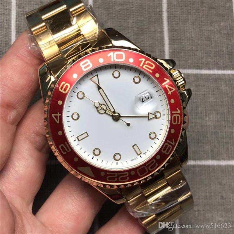 mejores zapatillas de deporte 18de2 c772c Relojes suizos con la mejor marca de aaa de lujo para hombre relojes  automáticos de 42 mm resistentes al agua y deportivos, todos los punteros  ...