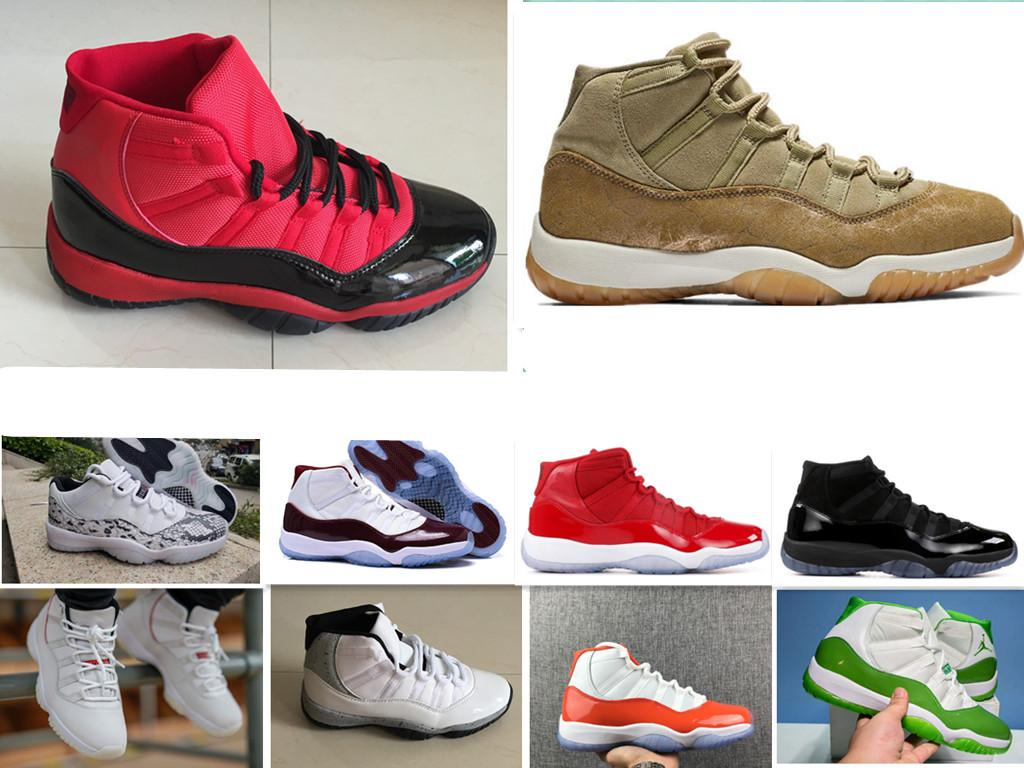 d73523765aa2 HOT Mens 11s Concord Number 45 Basketball Shoes Platinum Tint Prom ...