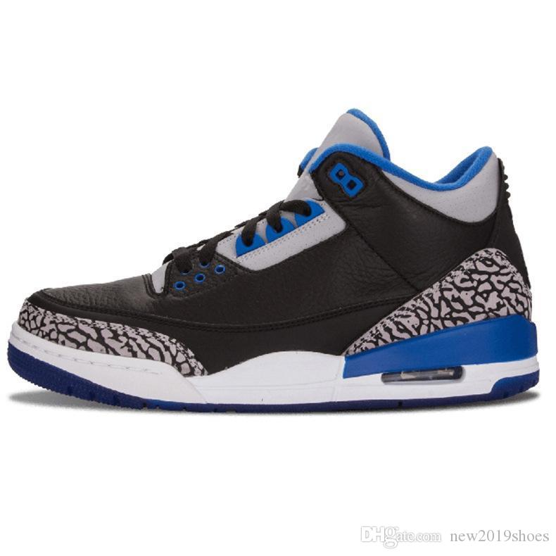 f99d227d50f Wholesale Designer Shoes 3s Basketball Shoes Outdoor Sports Shoes ...
