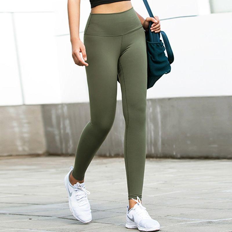 69b508dbb3 2019 Sexy Booty Yoga Pants Womens High Waist Yoga Leggings 4 Way Stretch  Push Up Leggins Sport Women Fitness Legging Gym Tights Women #120019 From  ...