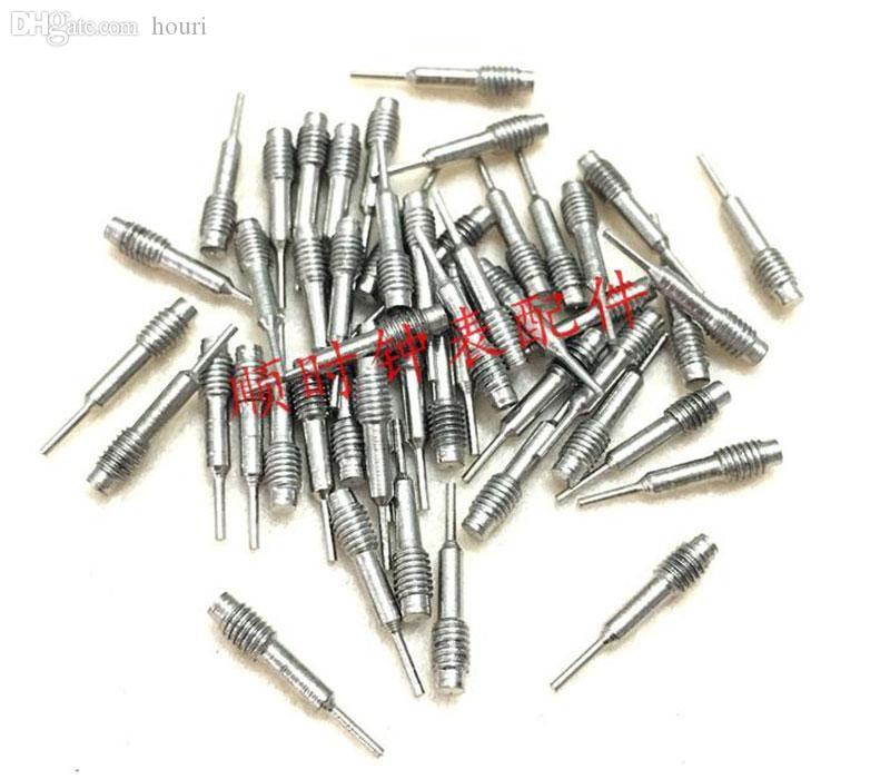 50 pezzi di alta qualità cinghia demolizione riparazione metallo ricambio Punch di rimozione di Pin di riparazione attrezzo della vigilanza Kit