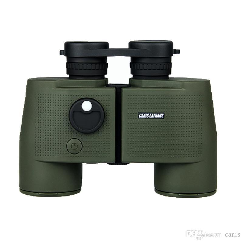7X50 Binoculars Rangefinder Compass Hunting Boating Marine Telescope HD  Prism Floating Nitrogen Waterproof Free Shipping CL3-0050