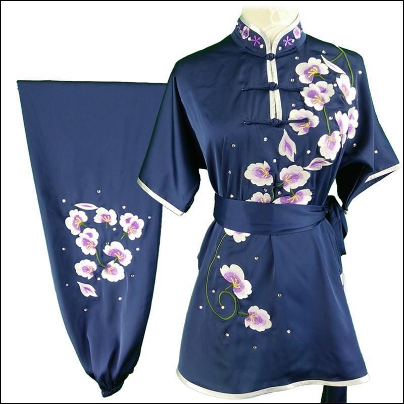 Wushu clothing uniform wushu costume kung fu uniform clothes martial arts  Chinese warrior costume exercise TA421