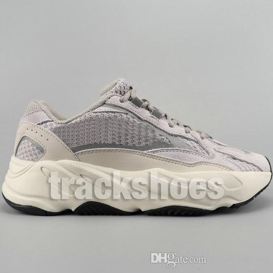 8a3a516d55e8d 2019 New High Quality Static 700 V2 Wave Men Women Mauve 3M Running Shoes  Kanye West Runner Shoe With Box From Track1shoes