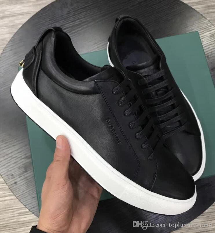 Acquista Perfect Designer Busce Shoes Casual Dusty Tricolor Lock Sneaker  Nero 4a92a6b0d0f