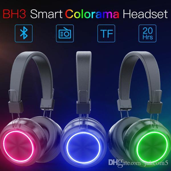 JAKCOM BH3 Smart Colorama Headset New Product in Headphones Earphones as bar led tv andadores android tv box
