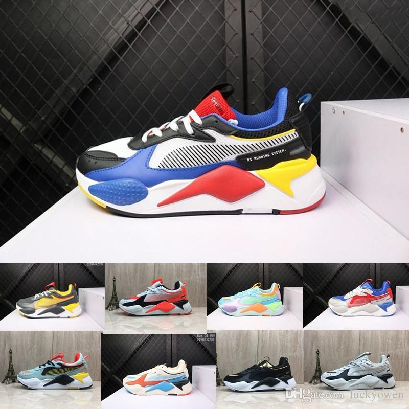 Hommes Homme Toys Release Course Pour X Jogging Femmes Entraîneurs Rs Sport Mens Garçons Pumas Puma Sneakers Chaussures De Sneaker kTOPiXZu