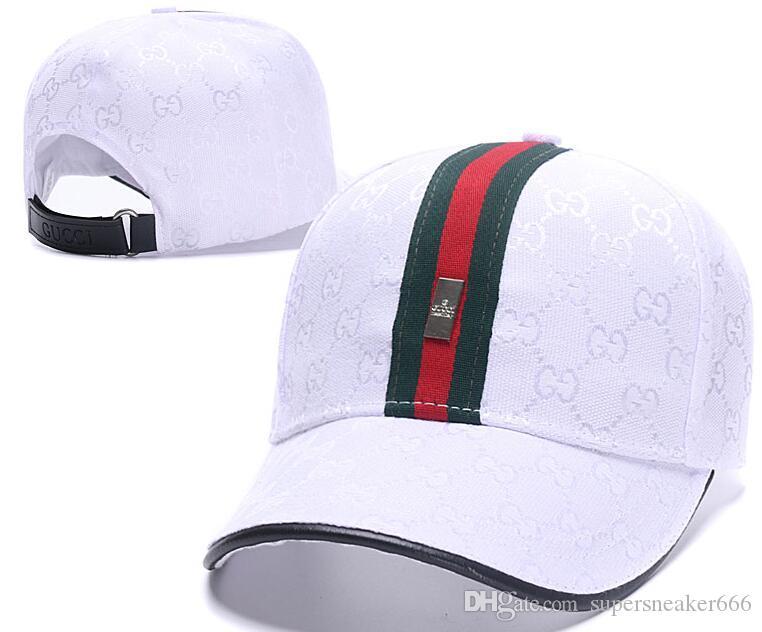 012e589f Luxury Dad Designer Hats Baseball G G Cap For Men And Women Famous Brands  Cotton Adjustable Skull Sport Golf Curved Hat Sport Caps 00
