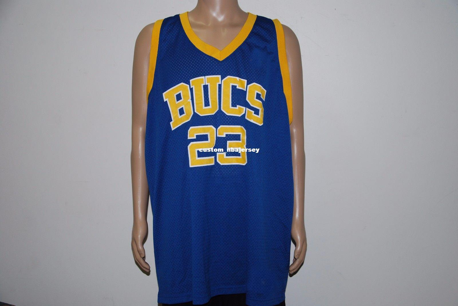 6c250567d6d095 2019 Cheap Custom 1980 Michael Jersey Laney High School Bucs Stitched  Customize Any Number Name MEN WOMEN YOUTH XS 5XL From Custom nbajersey