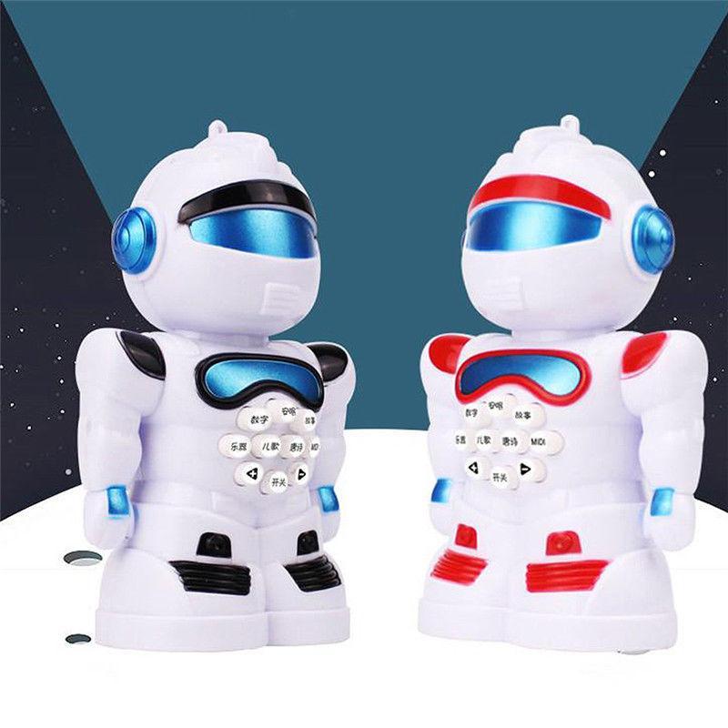 48144630c7065 Compre Brinquedos Para Meninos Robô Crianças Criança Robô 3 4 5 6 7 8 9  Anos De Idade Meninos Cool Toy De Misslilysmoking