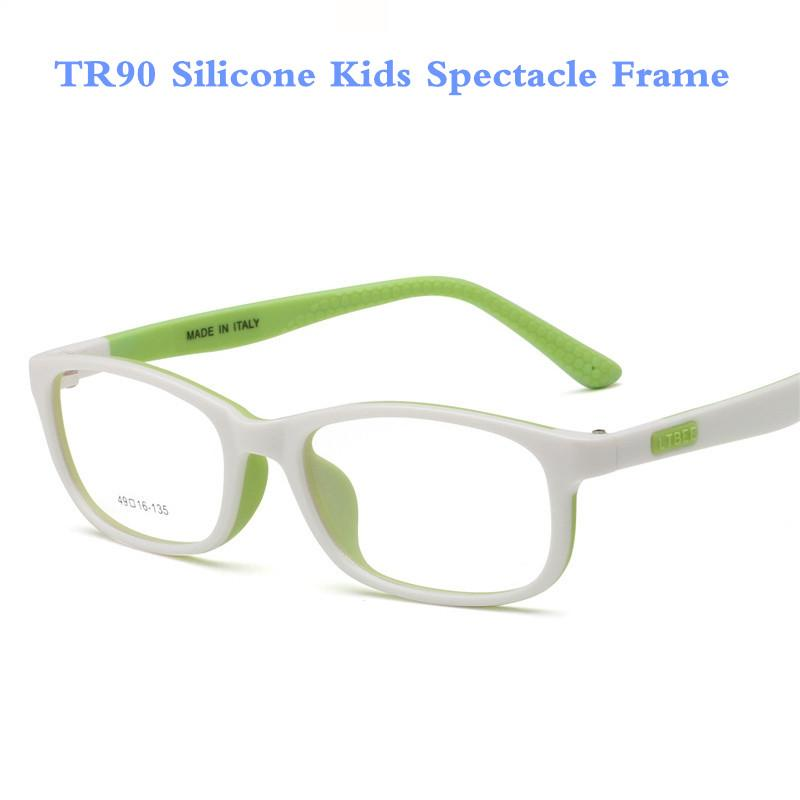 edaee3ebe0 2019 TR90 Silicone Student Glasses Frame Children Myopia Prescription  Eyeglasses Optical Kids Spectacle Frame For Baby Boys Girl From Mantous