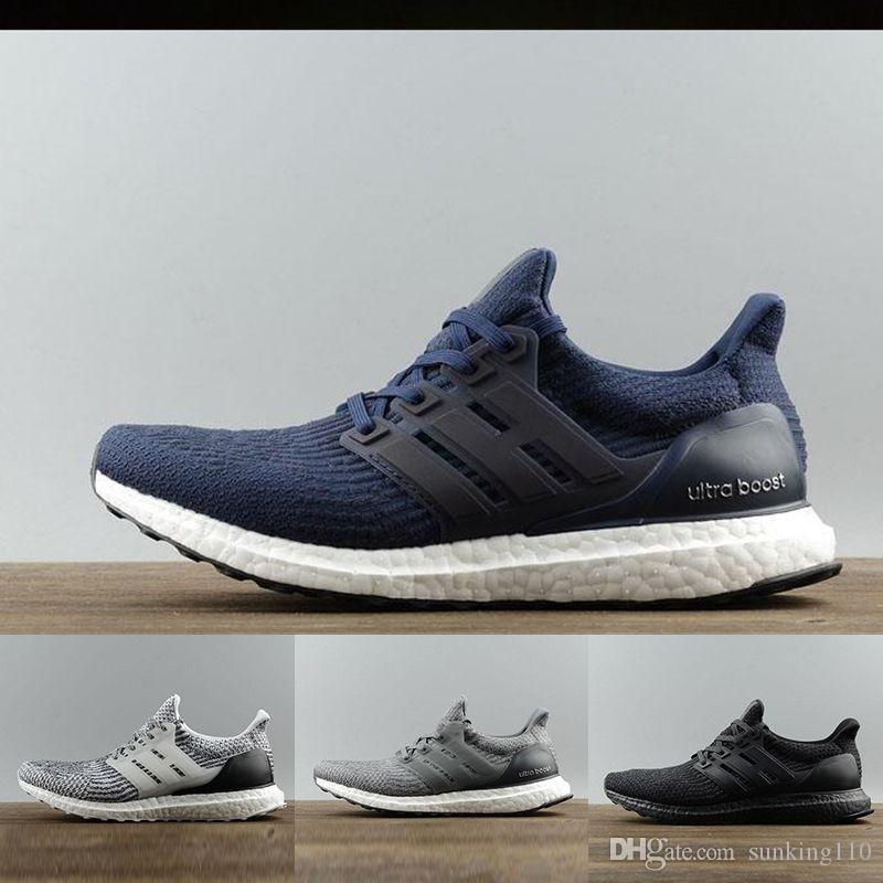 Adidas 'Energy Boost 3 Womens' Sneakers Grau in Grey