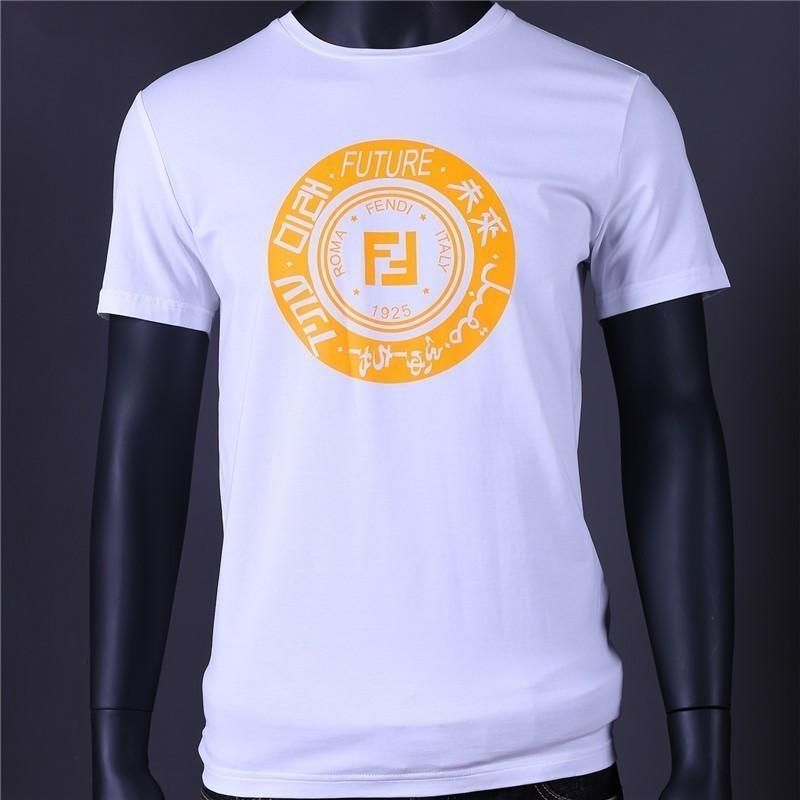 88b614f48e1 2019 New Summer Men S Short Sleeved T Shirt 8110  Tees Designs Find A Shirt  From Dunhang12