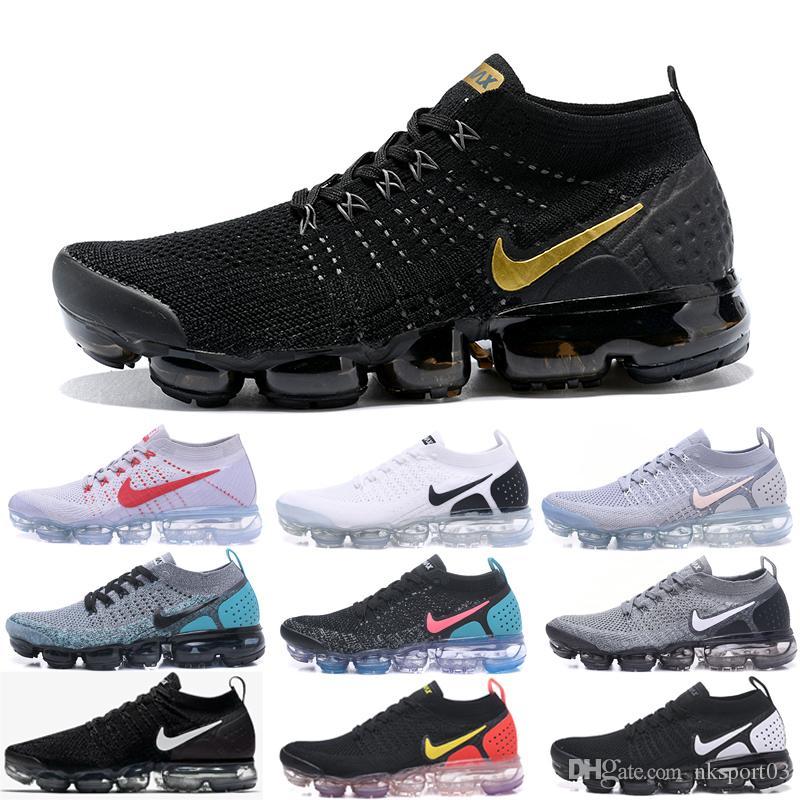 nike air max fly 1.0 2.0 2019 Fly 2.0 Black Zapatillas multi color para hombre para mujer CNY Safari racer zapatillas de deporte de diseñador
