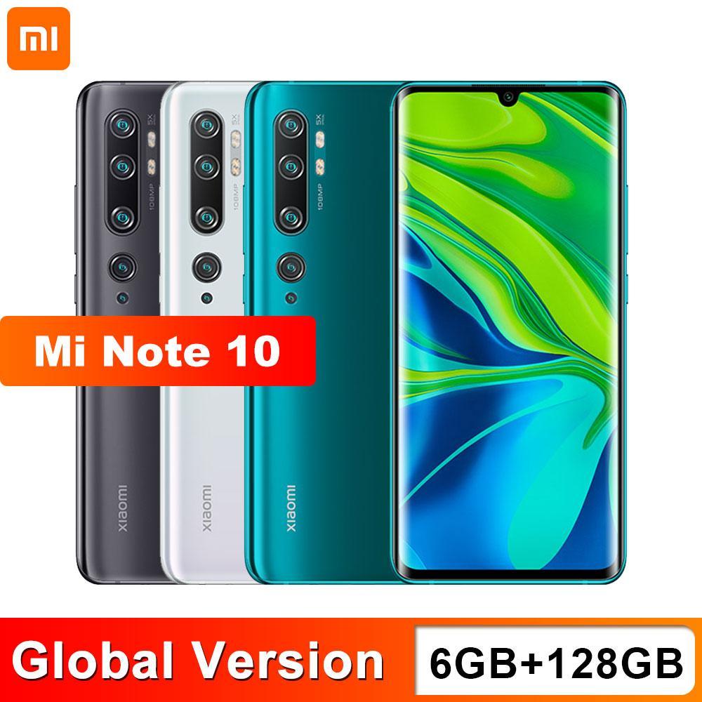 Xiaomi Note 10 Global Version