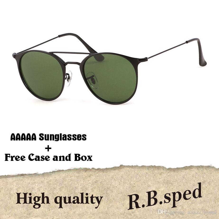 2325b654106 Best Quality Brand Designer Sunglasses Men Women Alloy Frame G15 Gradient  Glass Lenses Oculos De Sol With Cases And Box Prescription Glasses Sunglass  From ...