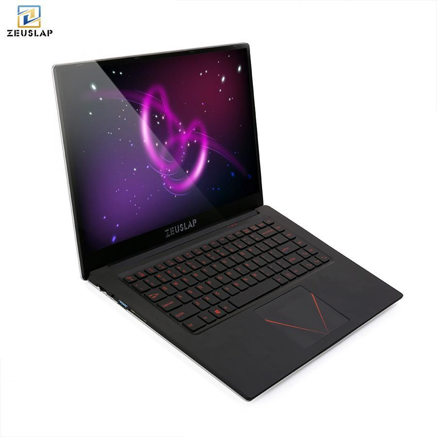 New 15.6inch 1920*108P IPS screen Intel Quad Core J3455 8GB Ram 256GB SSD cheap Netbook PC Notebook Computer Laptop