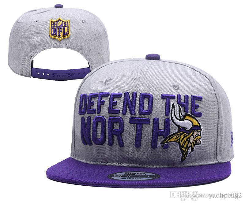 63a1023f Vikings New 2019 Draft On-Stage Official 59FIFTY Fitted Hat Purple Purple  Training Camp Primary Bucket Hat gray Ball Caps 01