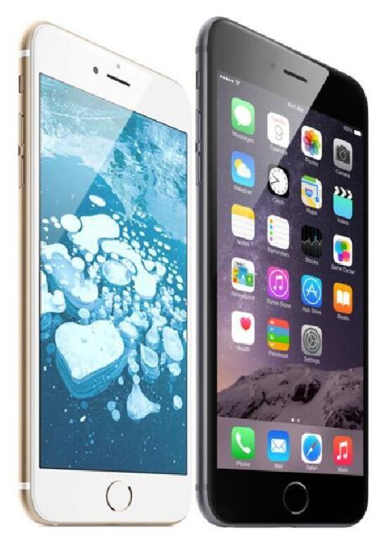 3b7da4206f7 Comprar Celulares 100% Original Apple IPhone 6 Plus Sin Huella Digital 5.5  Pulgadas IOS 11 16GB / 64GB / 128GB Restaurado Desbloqueado Teléfono Móvil  ...